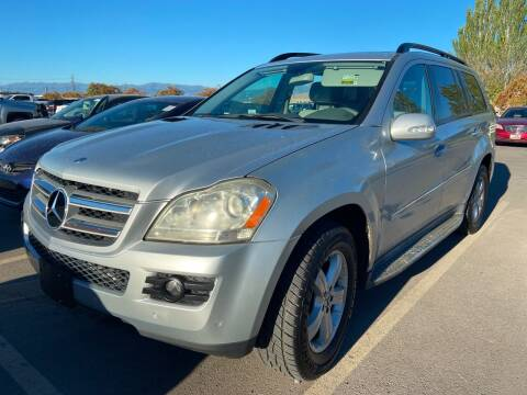 2007 Mercedes-Benz GL-Class for sale at BELOW BOOK AUTO SALES in Idaho Falls ID