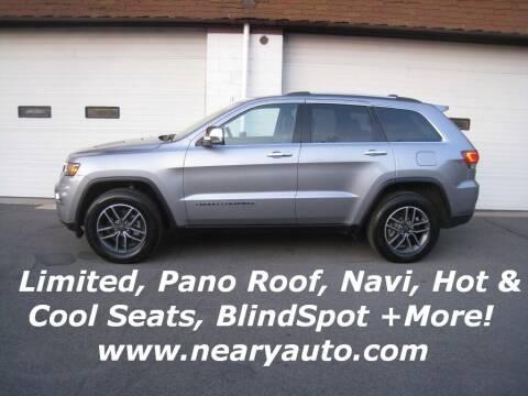 2020 Jeep Grand Cherokee for sale at Neary's Auto Sales & Svc Inc in Scranton PA