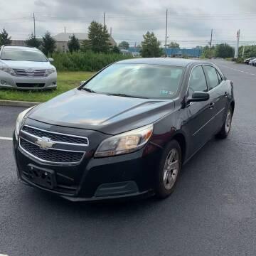 2013 Chevrolet Malibu for sale at CRS 1 LLC in Lakewood NJ