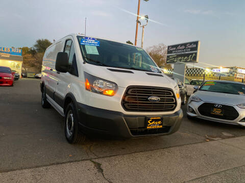 2015 Ford Transit Cargo for sale at Save Auto Sales in Sacramento CA