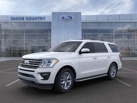 2021 Ford Expedition for sale at Vance Fleet Services in Guthrie OK