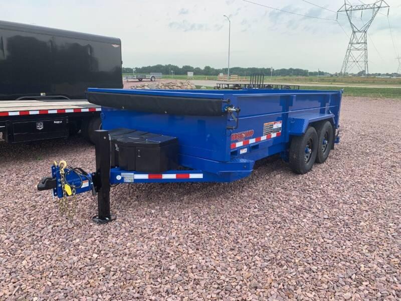 2021 Midsota HV-14 #5321 for sale at Prairie Wind Trailers, LLC in Harrisburg SD