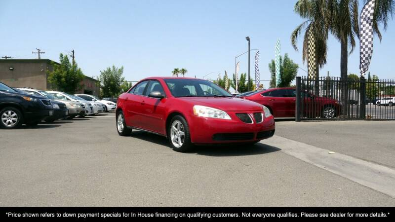 2007 Pontiac G6 for sale at Westland Auto Sales in Fresno CA