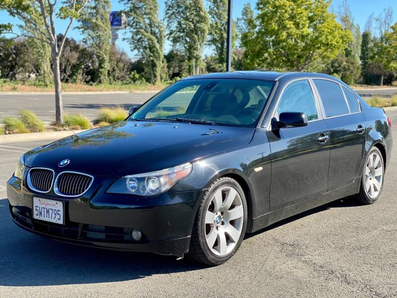 2007 BMW 5 Series for sale at Silmi Auto Sales in Newark CA