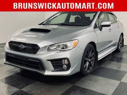 2019 Subaru WRX for sale at Brunswick Auto Mart in Brunswick OH