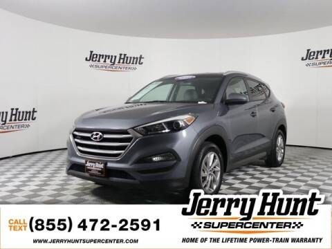 2016 Hyundai Tucson for sale at Jerry Hunt Supercenter in Lexington NC