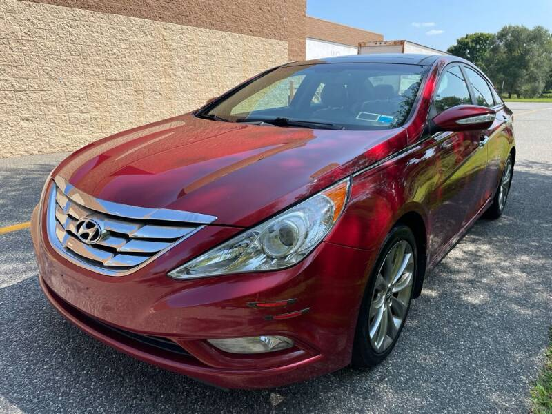 2012 Hyundai Sonata for sale at Premium Auto Outlet Inc in Sewell NJ