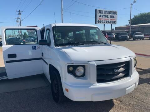 2012 VPG, WHEELCHAIR MV1, WHEELCHAIR for sale at Eagle International Autos Inc in Moore OK
