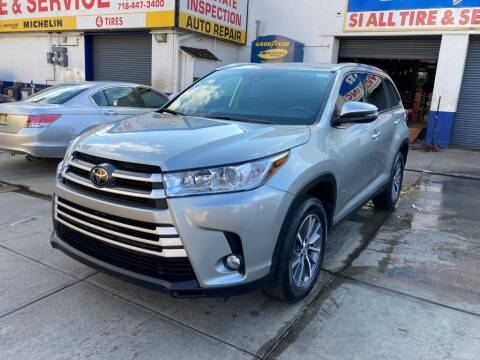 2019 Toyota Highlander for sale at US Auto Network in Staten Island NY
