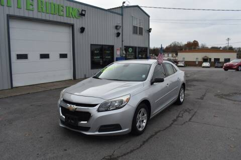 2014 Chevrolet Malibu for sale at Rite Ride Inc 2 in Shelbyville TN