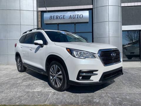 2019 Subaru Ascent for sale at Berge Auto in Orem UT