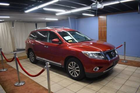2014 Nissan Pathfinder for sale at Adams Auto Group Inc. in Charlotte NC