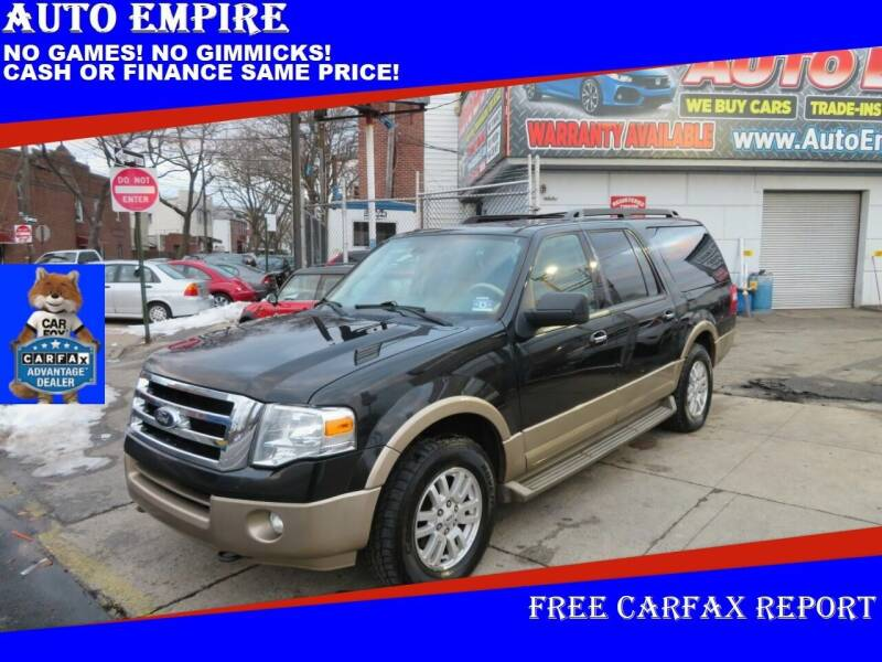 2014 Ford Expedition EL for sale at Auto Empire in Brooklyn NY