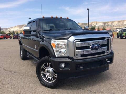2015 Ford F-250 Super Duty for sale at Rocky Mountain Commercial Trucks in Casper WY