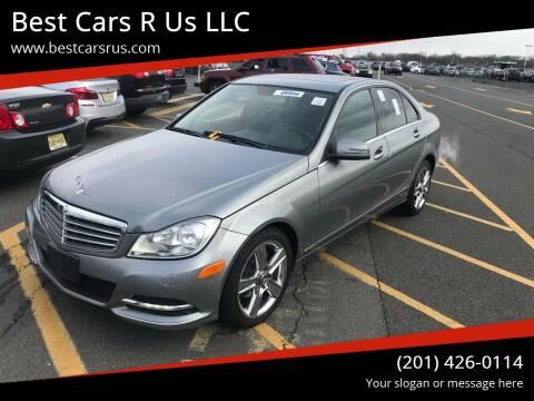2013 Mercedes-Benz C-Class for sale at Best Cars R Us LLC in Irvington NJ