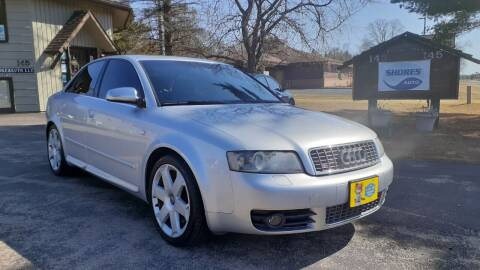 2005 Audi S4 for sale at Shores Auto in Lakeland Shores MN