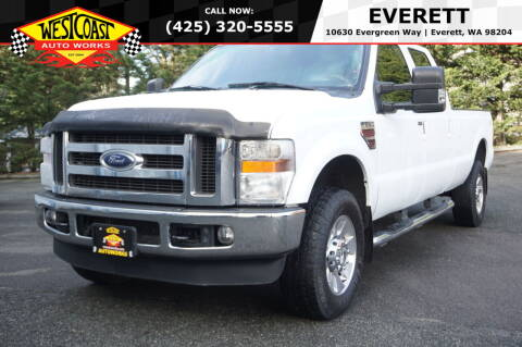 2010 Ford F-350 Super Duty for sale at West Coast Auto Works in Edmonds WA