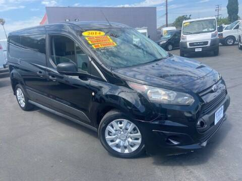 2014 Ford Transit Connect Cargo for sale at Auto Wholesale Company in Santa Ana CA
