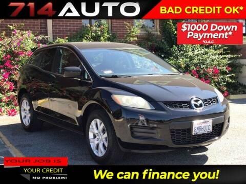 2008 Mazda CX-7 for sale at 714 Auto in Orange CA