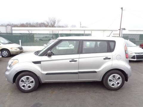 2011 Kia Soul for sale at Cars Unlimited Inc in Lebanon TN