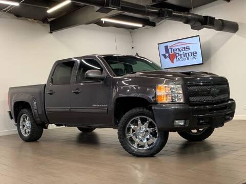 2010 Chevrolet Silverado 1500 for sale at Texas Prime Motors in Houston TX