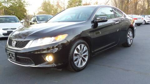 2013 Honda Accord for sale at JBR Auto Sales in Albany NY