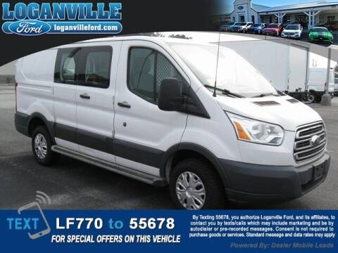 2016 Ford Transit Cargo for sale at Loganville Quick Lane and Tire Center in Loganville GA