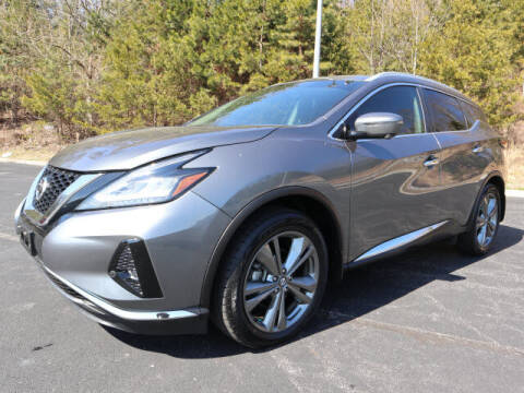2019 Nissan Murano for sale at RUSTY WALLACE KIA OF KNOXVILLE in Knoxville TN