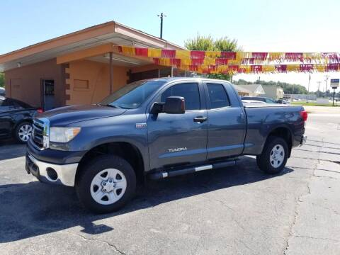 2010 Toyota Tundra for sale at Aaron's Auto Sales in Poplar Bluff MO