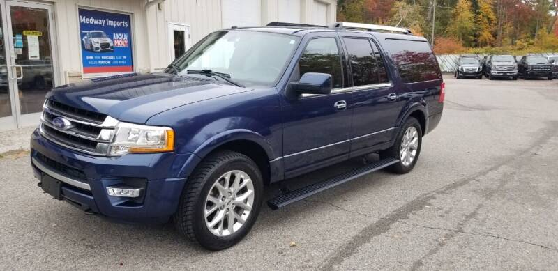 2016 Ford Expedition EL for sale at Medway Imports in Medway MA