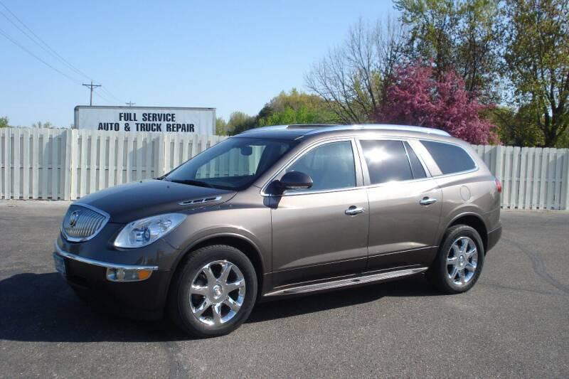 2010 Buick Enclave for sale at North Star Auto Mall in Isanti MN