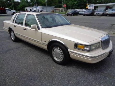 1995 Lincoln Town Car for sale at Liberty Motors in Chesapeake VA
