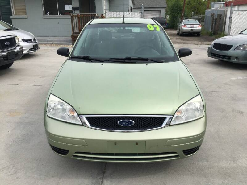 2007 Ford Focus for sale at Best Buy Auto in Boise ID