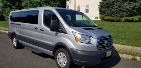 2015 Ford Transit Passenger for sale at Central Jersey Auto Trading in Jackson NJ