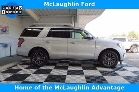 2019 Ford Expedition for sale at McLaughlin Ford in Sumter SC