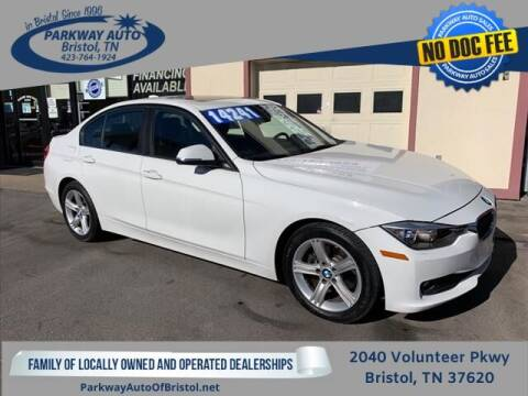 2013 BMW 3 Series for sale at PARKWAY AUTO SALES OF BRISTOL - PARKWAY AUTO JOHNSON CITY in Johnson City TN