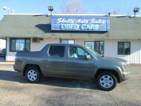 2007 Honda Ridgeline for sale at SHULTS AUTO SALES INC. in Crystal Lake IL