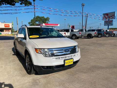 2009 Ford Edge for sale at Russell Smith Auto in Fort Worth TX