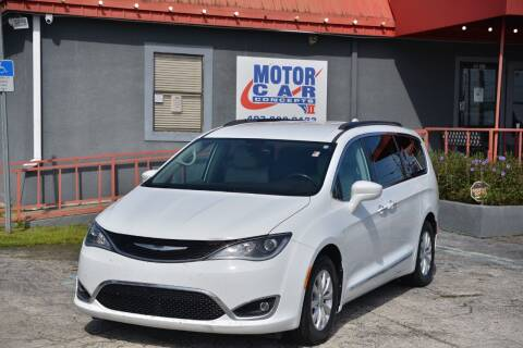 2017 Chrysler Pacifica for sale at Motor Car Concepts II - Kirkman Location in Orlando FL