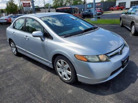 2007 Honda Civic for sale at Prospect Auto Mart in Peoria IL