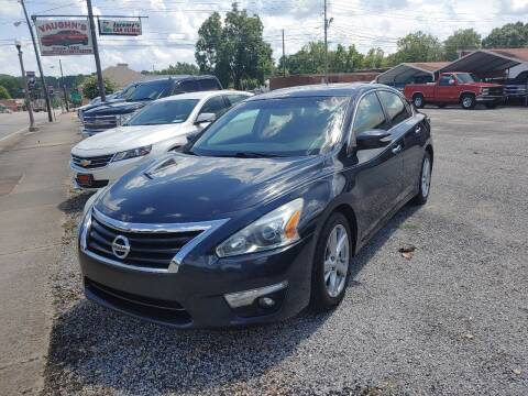 2014 Nissan Altima for sale at VAUGHN'S USED CARS in Guin AL
