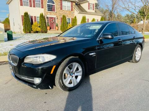2012 BMW 5 Series for sale at Capri Auto Works in Allentown PA