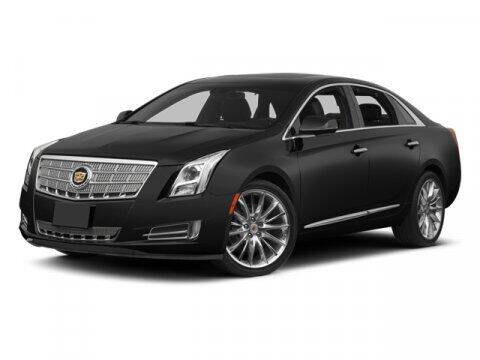 2014 Cadillac XTS for sale at J T Auto Group in Sanford NC