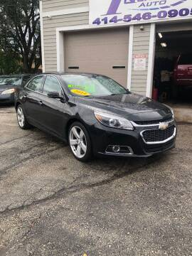 2014 Chevrolet Malibu for sale at 1st Quality Auto in Milwaukee WI