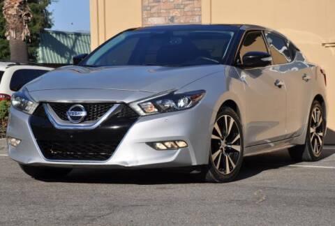 2016 Nissan Maxima for sale at AMC Auto Sales Inc in San Jose CA