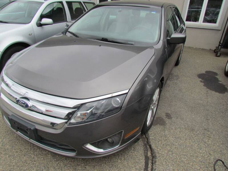 2011 Ford Fusion for sale at Portsmouth Auto Sales & Repair in Portsmouth RI