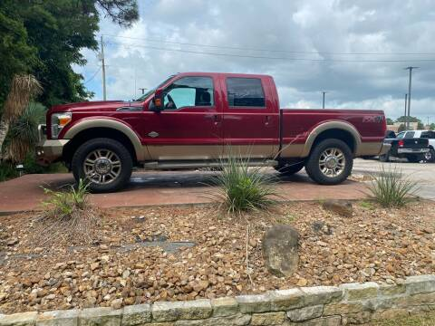 2013 Ford F-250 Super Duty for sale at Texas Truck Sales in Dickinson TX