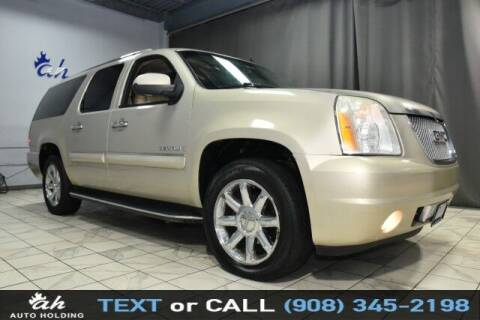 2007 GMC Yukon XL for sale at AUTO HOLDING in Hillside NJ