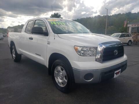 2008 Toyota Tundra for sale at Elk Avenue Auto Brokers in Elizabethton TN