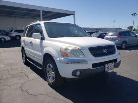 2004 Honda Pilot for sale at Express Auto Sales in Sacramento CA